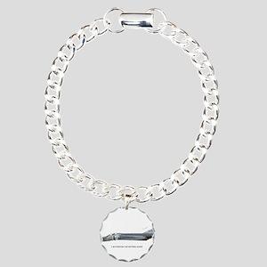 f4_03 Charm Bracelet, One Charm