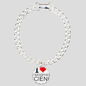I Love Atmospheric Science Bracelet