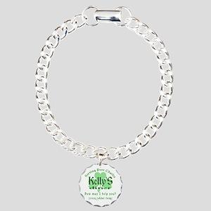 Kellys Diner General Hospital Name Badge Bracelet
