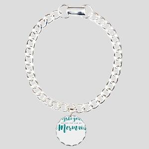 ALWAYS BE A MERMAID Bracelet