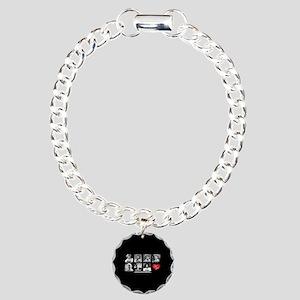 Lucy Days of the Week Charm Bracelet, One Charm