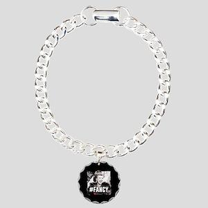 I Love Lucy #Fancy Charm Bracelet, One Charm