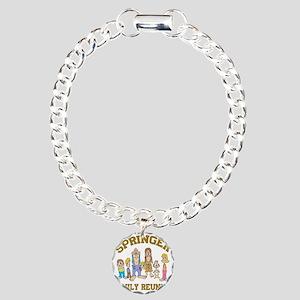 Springer Hillbilly Family Reu Charm Bracelet, One