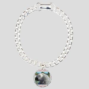 Mercury1 Charm Bracelet, One Charm