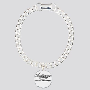 Challenger Charm Bracelet, One Charm