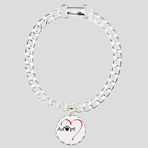 Adopt Charm Bracelet, One Charm