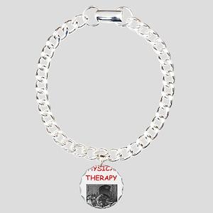 PHYSICAL2 Charm Bracelet, One Charm