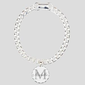 Personalized Monogram Name Bracelet