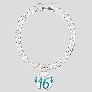 Birthday Charm Bracelet, One Charm