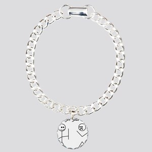 I've Got You Back Charm Bracelet, One Charm