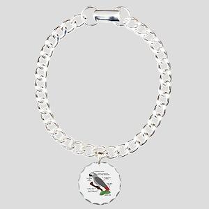 Anatomy of an African Gr Charm Bracelet, One Charm