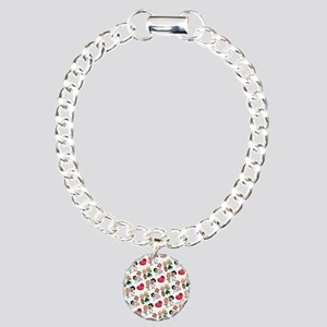 I Love Lucy Character St Charm Bracelet, One Charm