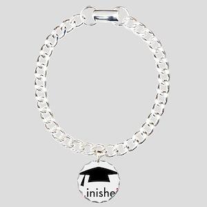 Phinished Charm Bracelet, One Charm