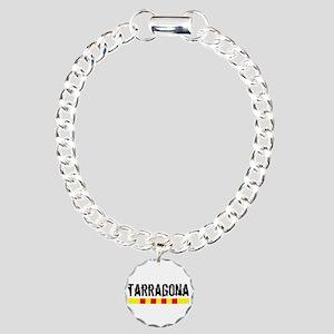 Catalunya: Tarragona Charm Bracelet, One Charm