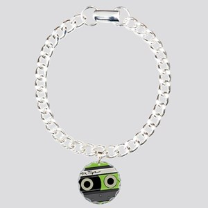 Mix Tape! Charm Bracelet, One Charm