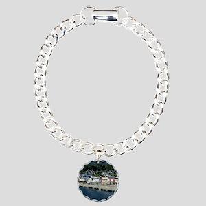 Ketchican, Alaska Charm Bracelet, One Charm