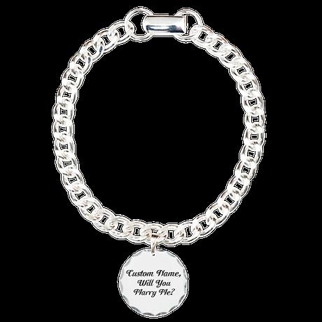 Marry Me Personalized Bracelet