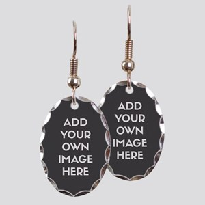 Add Your Own Image Earring