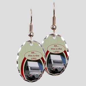 Aliner Camper Earrings - CafePress