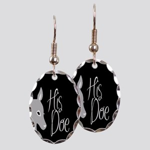 699ea29af6 His And Her Earrings - CafePress
