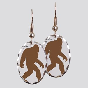 Definition of Bigfoot Earring Oval Charm