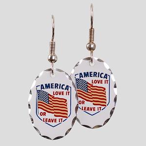 America Love it Earring