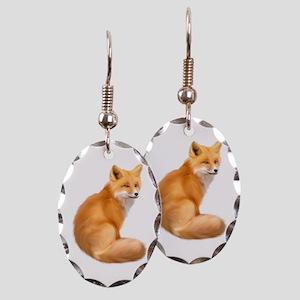 animals fox Earring