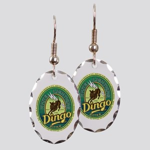 Australia Beer Label 4 Earring Oval Charm