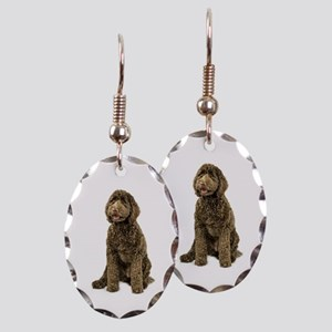 Labradoodle Mom Earring