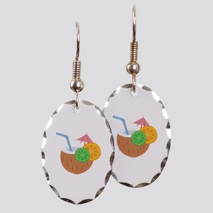 Tropical Drink Earring