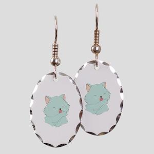 Cute Kitten Earring