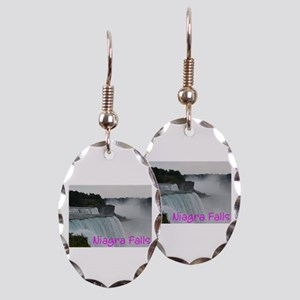 NIAGRA FALLS X™ Earring Oval Charm