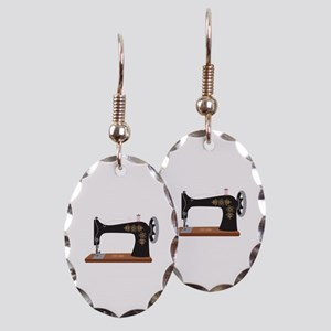 Sewing Machine 1 Earring
