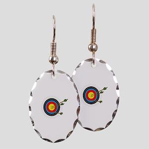 ARCHERY TARGET Earring