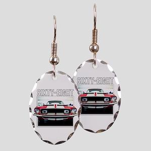 68 Mustang Earring