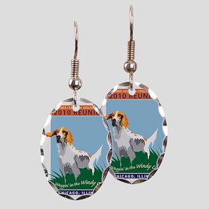 ACESwindy_setter copy Earring Oval Charm
