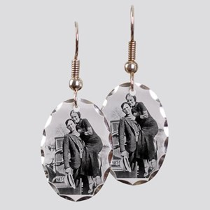 Bonnie and Clyde Earring