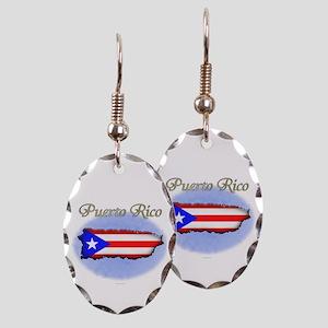 Puerto Rico Earring