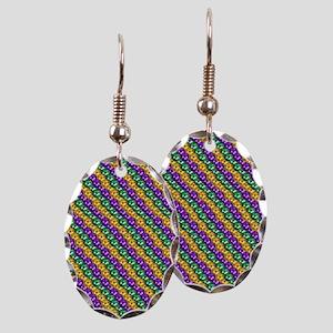 MGbeadsPatn460ipad Earring Oval Charm