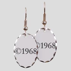 Copyright 1968-Gar gray Earring