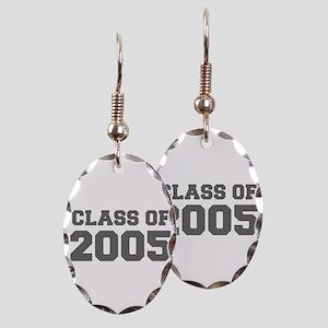 CLASS OF 2005-Fre gray 300 Earring
