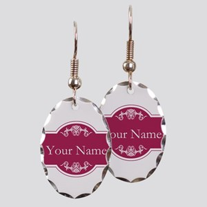 Add Your Name Earring