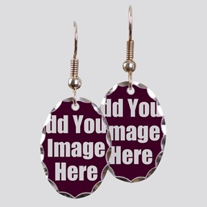 Add Your Image Here Earring