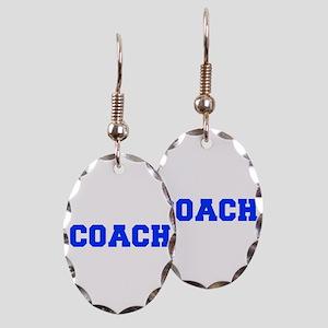 COACH-FRESH-BLUE Earring
