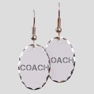 coach-CAP-GRAY Earring