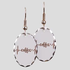 COFFEE HEARTBEAT Earring