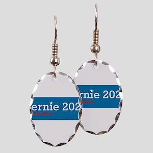 Bernie 2020 Earring Oval Charm