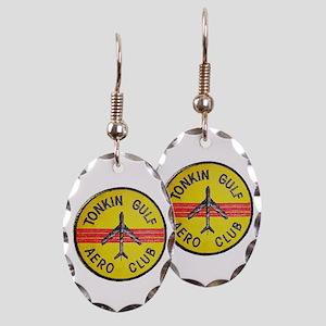 Tonkin Gulf Aero Club Earring