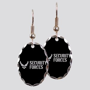 USAF: Security Forces Earring
