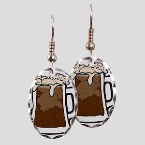 Root Beer Float Earring